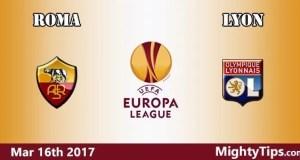 Roma vs Lyon Prediction and Betting Tips