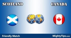 Scotland vs Canada Prediction and Betting Tips