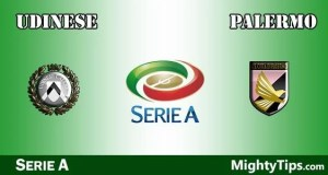 Udinese vs Palermo Prediction and Betting Tips