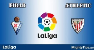 Eibar vs Athletic Prediction and Betting Tips
