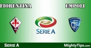 Fiorentina vs Empoli Prediction and Betting Tips