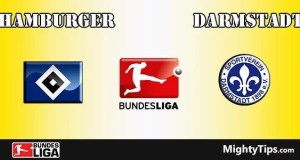 Hamburger vs Darmstadt Prediction and Betting Tips