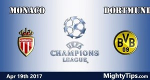 Monaco vs Dortmund Prediction and Betting Tips