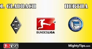 Monchengladbach vs Hertha Prediction and Betting Tips