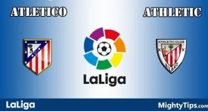Atletico vs Athletic Bilbao Prediction and Betting Tips
