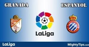 Granada vs Espanyol Prediction and Betting Tips
