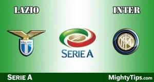 Lazio vs Inter Prediction and Betting Tips