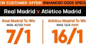 Real Madrid vs Atletico Prediction and Bet