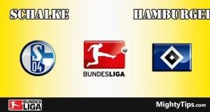Schalke vs Hamburger Prediction and Betting Tips