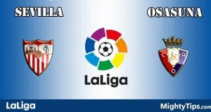 Sevilla vs Osasuna Prediction and Betting Tips