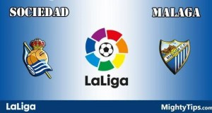 Sociedad vs Malaga Prediction and Betting Tips