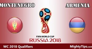 Montenegro vs Armenia Prediction and Betting Tips