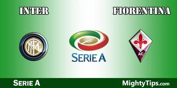 Inter vs Fiorentina Prediction, Preview and Bet