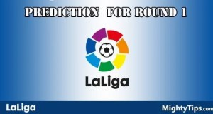 La Liga Predictions and Preview Round 1