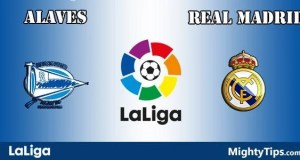 Alaves vs Real Madrid Prediction, Preview and Bet