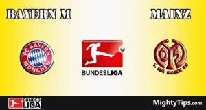 Bayern vs Mainz Prediction, Preview and Betting Tips