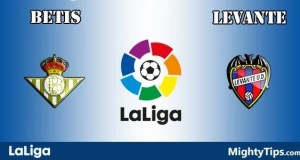 Betis vs Levante Prediction, Preview and Bet