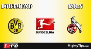 Dortmund vs Koln Prediction, Preview and Bet