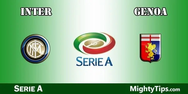Inter vs Genoa Prediction, Preview and Bet