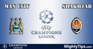 Manchester City vs Shakhtar Prediction and Preview