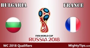 Bulgaria vs France Prediction, Preview and Bet