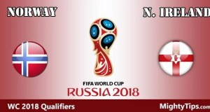Norway vs Northern Ireland Prediction, Preview and Bet