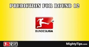 Bundesliga Predictions and Preview Round 12