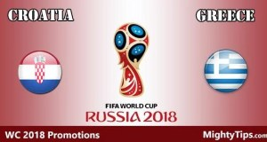 Croatia vs Greece Prediction, Preview and Bet
