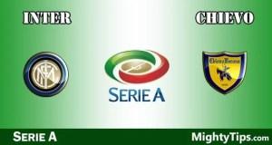 Inter vs Chievo Prediction, Preview and Bet