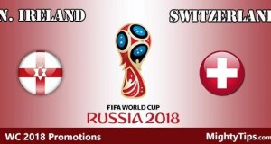 Northern Ireland vs Switzerland Prediction and Preview