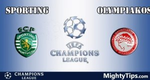 Sporting vs Olympiakos Prediction, Preview and Bet