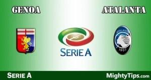 Genoa vs Atalanta Prediction, Preview and Bet