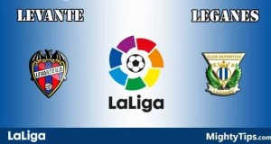 Levante vs Leganes Prediction, Preview and Bet