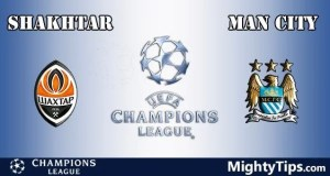 Shakhtar vs Manchester City Prediction, Preview and Bet