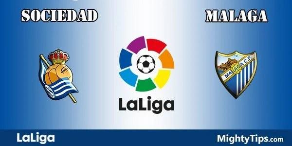 Sociedad vs Malaga Prediction, Preview and Bet