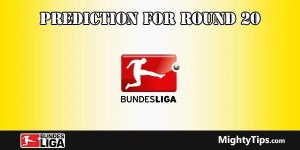 Bundesliga Predictions and Preview Round 20