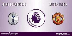 Tottenham vs Manchester United Prediction and Preview