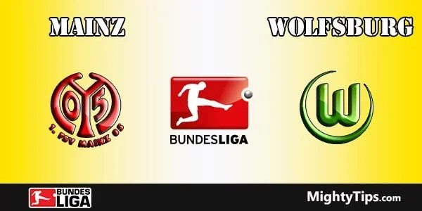 Mainz vs Wolfsburg Prediction and Betting Tips