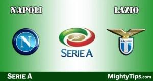 Napoli vs Lazio Prediction, Preview and Bet