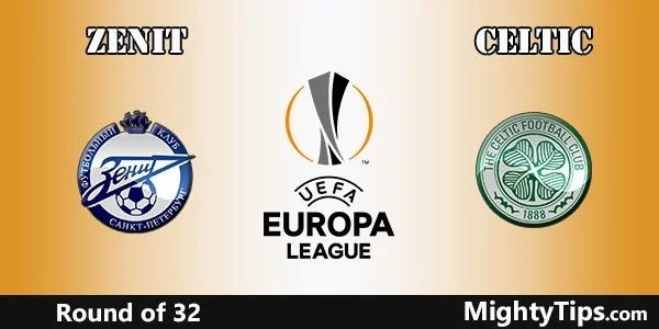 Zenit vs Celtic Prediction, Betting Tips and Preview