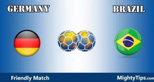 Germany vs Brazil Prediction, Betting Tips and Preview