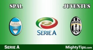 SPAL vs Juventus Prediction, Betting Tips and Preview