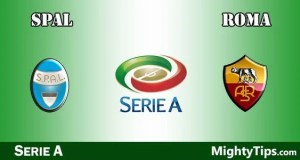 SPAL vs Roma Prediction, Betting Tips and Preview