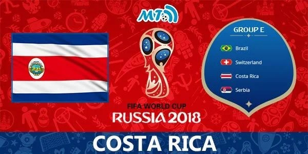 Costa Rica World Cup 2018