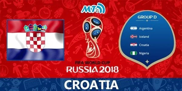 Croatia World Cup 2018