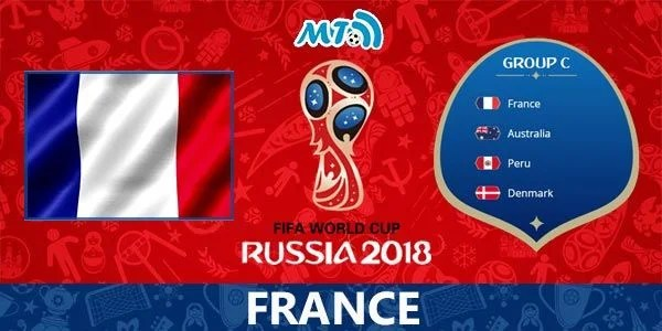 France World Cup 2018