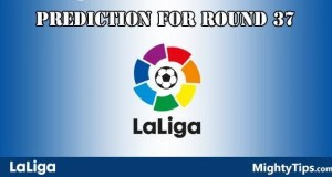 La Liga Prediction and Betting Tips Round 37