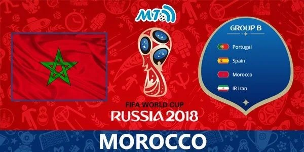 Morocco World Cup 2018