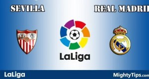 Sevilla vs Real Madrid Prediction and Betting Tips