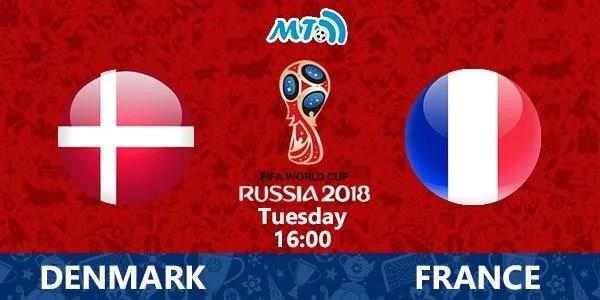 Denmark vs France Prediction and Betting Tips